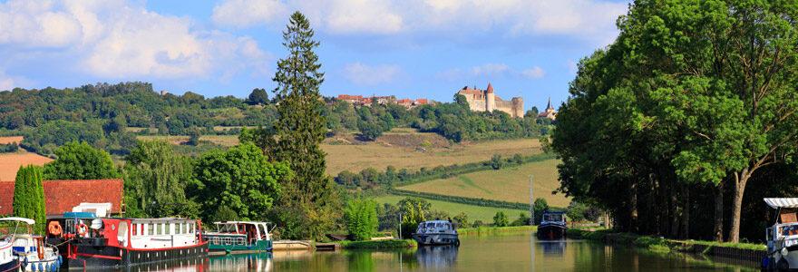 weekend en Bourgogne